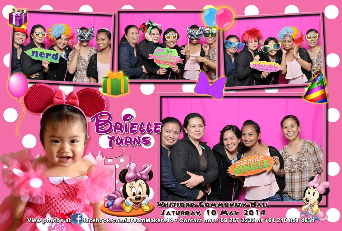 Photobooth Templates Dream Makers Photobooth Customized Cakes